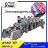 Cloths Wrapping Paper Printing Machine (thickness 17g)