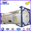 T75/T50 20FT LPG/LNG/CNG/Lo2/Ln2/Chlorine/Cooking Gas ISO Tank Container