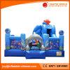 2017 Commercial Seaworld Amusement Park Inflatable Slide Combo Bouncer (T3-751)