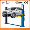 Single Point Lock Release Device Hydraulic Auto Lift Two Post