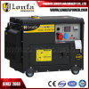 5kw/6.5kVA Air Cooled Silent Diesel Generator with Double Circuit Breaker
