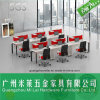 Hardware Table Desk Office Furniture Table Base for One to Six Seats