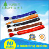 Woven Heat Transfer Printed Lanyard Bracelet with Plastic Buckle Wholesale