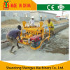Diesel Powered Cement Brick Making Machine Movable Type for Different Hollow Blocks