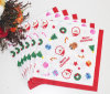 Lovely Christmas Holiday Party Home Decorations Paper Napkin