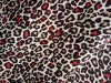 Leopard Printed Cotton Twill Flannel (UCP16217)