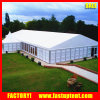 Big Glass ABS Wall Aluminium Frame Guangzhou Weddding Tent for Sale
