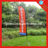 Advertising Bow Flag Feather Banner