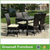 Leisure Patio Outdoor Rattan Garden Furniture Table Chair Set
