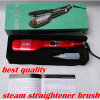LCD Display Steam Hair Straightener