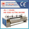 Automatic Polyester Wadding Cutting and Reeling Machine