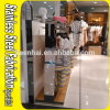 Keenhai Custom-Made Stainless Steel Metal Hanging Clothes Display Racks