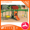 Large Kid Swings Set Outdoor Swings Slide Playground for Kids