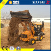 Manufacturer Sale Backhoe Loader with 4 in 1 Bucket