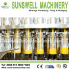 Sunswell Fruit Juice Filling Machine