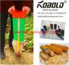 (WSP-05) Corn Bean Double Barrel Hand Seeder with Fertilizer