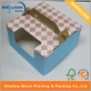 Custom Printed Cake Boxes with Handle (QYZ389)
