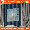 Interior Design Project Waterproof PVC Wallpaper