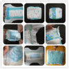 Customized Brand Disposable Baby Diaper with Cute Printed OEM
