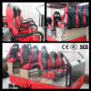 5D Cinema Chair with Hydraulic/Pneumatic/Electric Platform