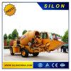 Silon 1.2m3 4X4 Concrete Mixer Truck (HK1.2)