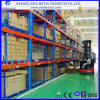 Blue Orange Grey Pallet Racking