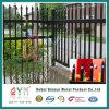 Picket Welded Outdoor Steel Fence/ Security Picket Fence for Garden