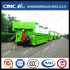 Cimc Huajun Dump Truck (with cover curtain)