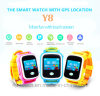 2017 Hot Colorful Touch Screen GPS Watch with Geo Fence