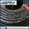 SAE 100r2at Flexible Hydraulic Rubber Hose En 853 2sn China Manufacturer