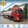 Dongfeng 4 Axles 40000 L Fuel Tanker 35t to 40t Refuel Tank Truck