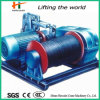 Double Drum Manual Fast Free Fall Piling Winch