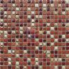 Red Retro Style Decoration Ceramic Mosaic Tile (CST316)