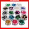 Pet Diamond Glitter Powder/ Diamond Rainbow Glitter/ Crystal Silver White