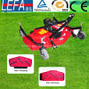 Style anglais 3 Point Rear Side Finishing Mower avec PTO Tractor (FM120-180)