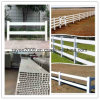 Easily Assembled Virgin PVC Horse Rail Fence