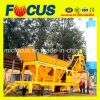Advanvced Electric Control Yhzs25 Mobile Concrete Batching Plant