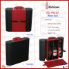 Black & Red Leather Box for High-End Red Wine (6107)