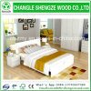 China Sz1817 Wooden Furniture Sleeping Bed