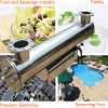 220V50Hz Automatic Clean UV Sterilizer Food Sterilization Equipment