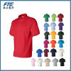 Customized Logo Polyester/Cotton Polo T-Shirt