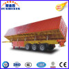 3 Axles 11m Right-Dumping Wall Side Semi-Trailer