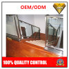 Stainless Steel Stair Case Railing with Tempered Glass