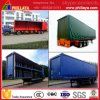 Side Wall Steel / Curtain Optional Truck Semi Box Trailer