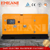 Chinese Engine 125kVA Silent Electric Power Diesel Generator 100kw