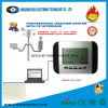 with PC Interface and Solar for Professional Weather Station (LK-1041)