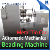 Tailor Made Automatic Round Food Can Body Making Beading Machine