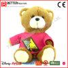 Plush Stuffed Animal T-Shirt Teddy Bear Soft Toys for Kids/Children