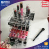 Wholesale Rotating Acrylic Lipstick Holder with Diamond