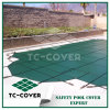Swimming Pool Covers. Resistant Safety Pool Cover